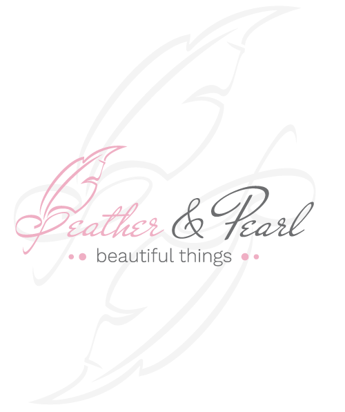 Feather and Pearl Logo