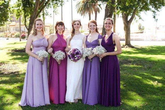 Second Dance - Bride with Bridesmaids